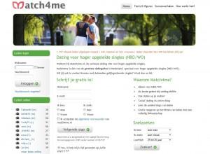 Datingsites hoger opgeleiden vergelijken