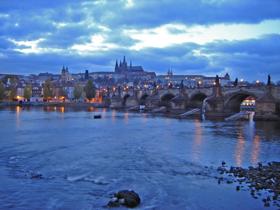 romantische vakantie Praag