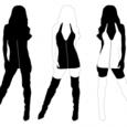 vrouwen versieren